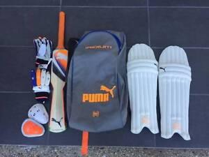 Puma Junior Cricket Batting set Calamvale Brisbane South West Preview