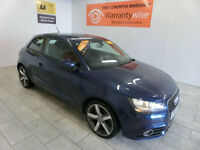 2011 Audi A1 1.6TDI 105 Sport ALLOY WHEELS. DIESEL. FLIP UP SCREEN