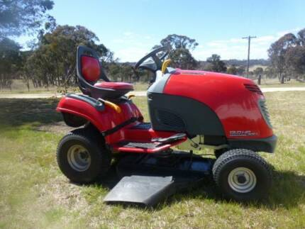 Cox Ride On Lawnmower Armidale City Preview
