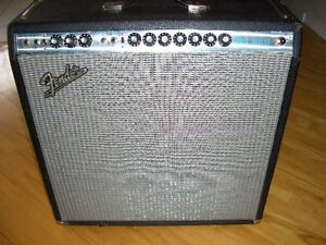 AMPLI FENDER SUPER REVERB 1972 PARFAITE CONDITION