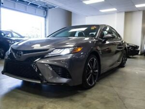 2018 Toyota Camry XSE Demo Special!! Winter wheels and tires inc
