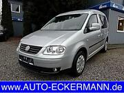 Volkswagen Caddy 1,6 Life Family  Climatic + erst 67 Tkm