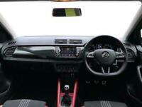 2018 Skoda Fabia 1.0 Tsi Monte Carlo 5Dr Hatchback Petrol Manual