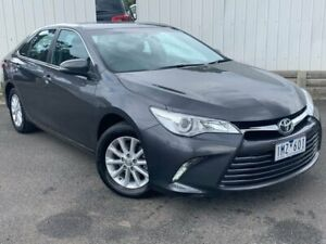 2017 Toyota Camry ASV50R Altise Grey 6 Speed Sports Automatic Sedan Lilydale Yarra Ranges Preview