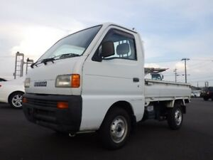1997 Suzuki Carry 600