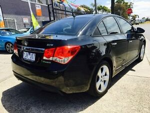 2011 Holden Cruze JH SRi 6 Speed Manual Sedan Brooklyn Brimbank Area Preview
