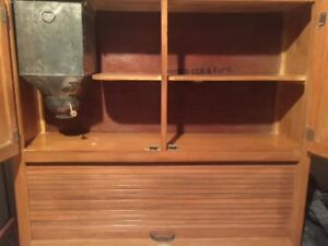 Hoosier Cabinet | Buy or Sell Hutchs & Display Cabinets in Ontario ...