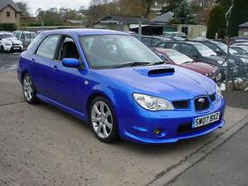 Subaru Impreza 2.5 Sports Wagon WRX (07)Hawk eye