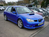 Subaru Impreza 2.5 Sports Wagon WRX (07)Hawk eye