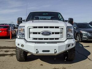 2012 Ford F-350 LIFTED! XLT 4x4 SD Crew Cab 8 ft. box 156 in. WB Edmonton Edmonton Area image 7