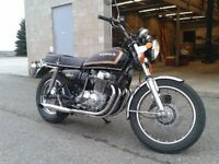 Missed contact: Looking for a 1977 HONDA CB750 Four!!!