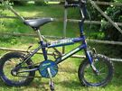 BMX Style Boys Bike for 3-5 yr old