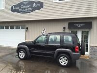 2003 Jeep Liberty-Cert/Etested, 92,000km!!