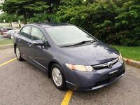 2008 Honda Civic Hybrid, 1 owner, certified