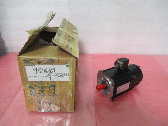 Berkeley Process Control ASM121-A-0/A-22-NB/10 AC Brushless Servo Motor, 421527