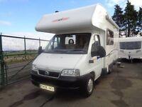 Used Campervans And Motorhomes For Sale In Glasgow Gumtree