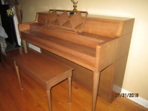 LESAGE Upright Apartment Size PIANO For Sale