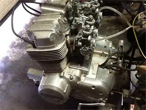 1970's Honda CB750 SOHC Engine