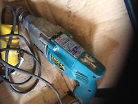 Makita 750W Hammer Drill 110V