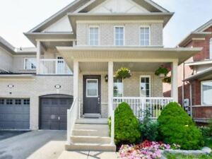 Mississauga 3 Bed 4 Bath Semi-Detached Home Britania/Tenth Line