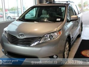 2014 Toyota Sienna XLE-PRICE COMES A $250 GAS CARD-AWD LEATHER N