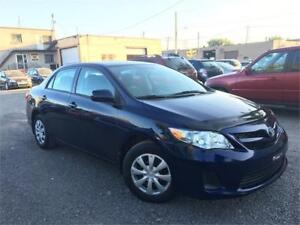 2013 Toyota Corolla CEAUT/AC/USB/CENT LOCK,,SUPER CLEAN,,