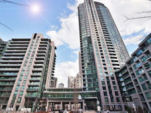 Lake Shore and Bathurst, 2 BDR CONDO for RENT