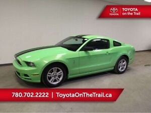 2014 Ford Mustang 305 HP!! 6-SPEED MANUAL, A/C, BLUETOOTH