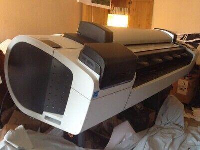 Hp Designjet T2300ps 44 Emfp Printscancopy 6 Month Full Warranty - Cal Sheet