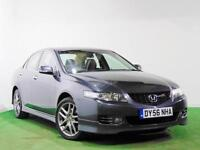 HONDA ACCORD TYPE S + 9 SERVICE STAMPS + SAT NAV + BLUETOOTH +