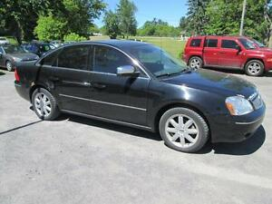 2006 Ford Five Hundred Limited