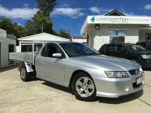 2005 Holden One Tonner VZ S Silver Automatic Cab Chassis Southport Gold Coast City Preview