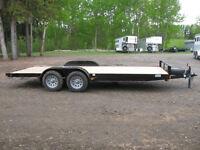 Flatdeck trailers