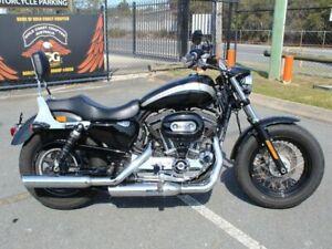 2018 Harley-Davidson XL1200C 1200 Custom Nerang Gold Coast West Preview