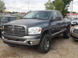 ARRIVING SOON 2008 DODGE RAM CREW 4X4 $8500 MIDCITY
