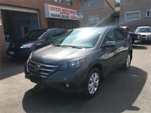 2012 Honda CR-V EX ,POWER SUNROOF, BACK UP CAMERA