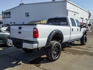 2012 Ford F-350 LIFTED! XLT 4x4 SD Crew Cab 8 ft. box 156 in. WB Edmonton Edmonton Area image 9