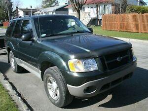2003 Ford Explorer Sport XLT 4x4 Leather Full Load