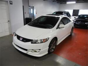 2010 Honda Civic Si Coupe HFP (Toit-Mags-Air)