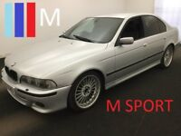 BMW 530D 2.9 SPORT 4 Doors Saloon Automatic Diesel EXCELLENT ENGINE, GEARBOX,DRIVES REALLY NICE