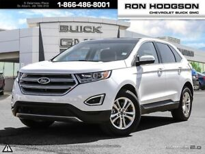 2017 Ford Edge SEL LEATHER ROOF AWD LOADED