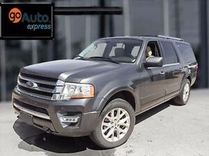 2015 Ford Expedition MAX LTD MAX 4X4