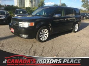 2010 Ford Flex Limited Limited LOADED Sunroof, Leather, Aux IN,