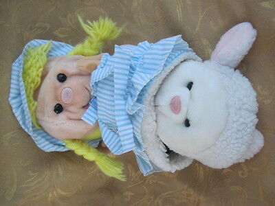 Caltoy Inc Little Bo Peep and Sheep 2 in 1 Puppet