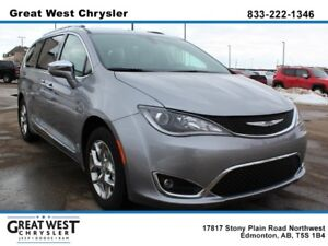 2017 Chrysler Pacifica LIMITED**3.6L V6 PENTASTAR**TRAILER TOW 3