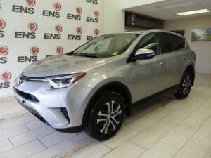 Toyota Certified 2016 Rav4 LE   ***OIL CHANGES FOR LIFE***