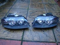 headlight audi a3 8pa perfect condition comes whit bulbs complite