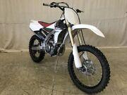 2014 Yamaha YZ450F 450CC Motocross 449cc Enoggera Brisbane North West Preview