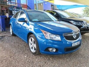 2014 Holden Cruze JH Series II MY14 Equipe Perfect Blue 6 Speed Sports Automatic Sedan Mount Druitt Blacktown Area Preview