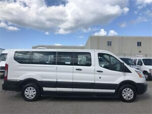 2015 Ford Transit T-350 XLT - 15 Passengers - Low Roof